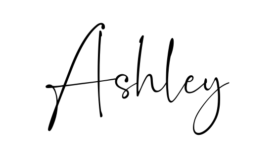 Ashleychelle signature