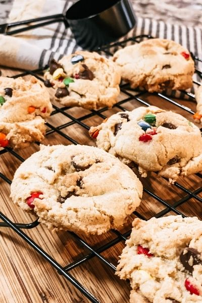 Monster Cookies For Every Holiday