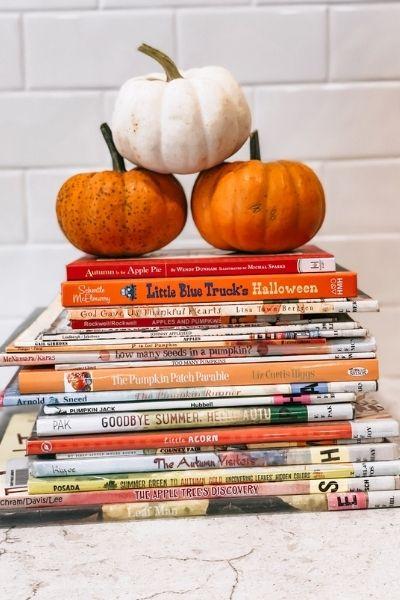 Favorite Fall Children's Books: Fall & Leaves
